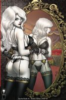 Lady Death: Scorched Earth #1 (of 2) - Boudoir Edition